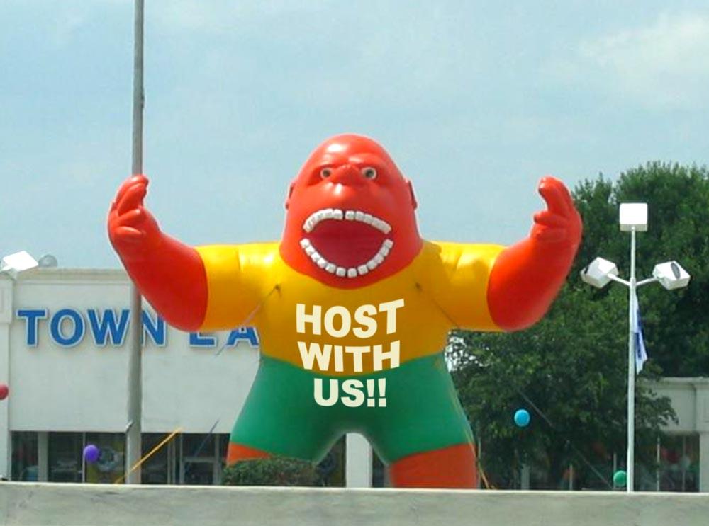 Generic web hosting